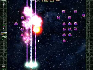 Warblade - In game screenshot.